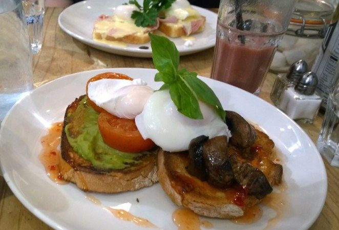 The Best Breakfast in Brighton - Bills Restaurant, Brighton, Breakfast review