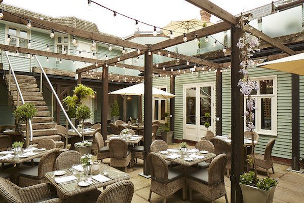 Breakfast brighton where to find the best breakfast in for Top of the terrace restaurant