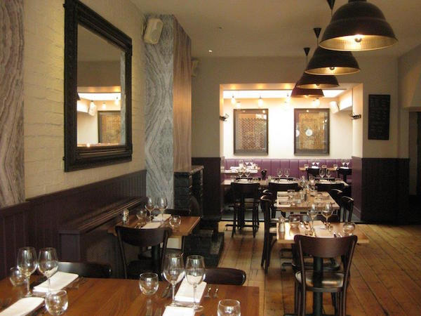 The Coal Shed Restaurant, Brighton, Pre-Theatre Menu