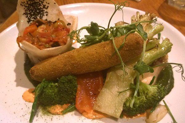 Terre A Terre, Vegetarian Restaurant, Brighton, East Street, Gluten Free