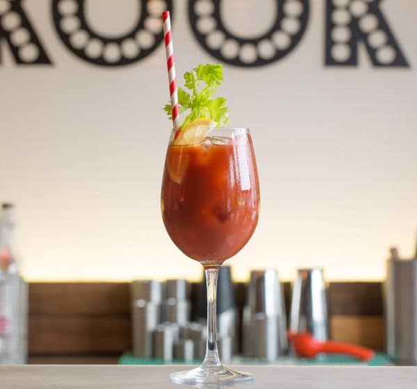 Bloody Mary at Kooks Brighton