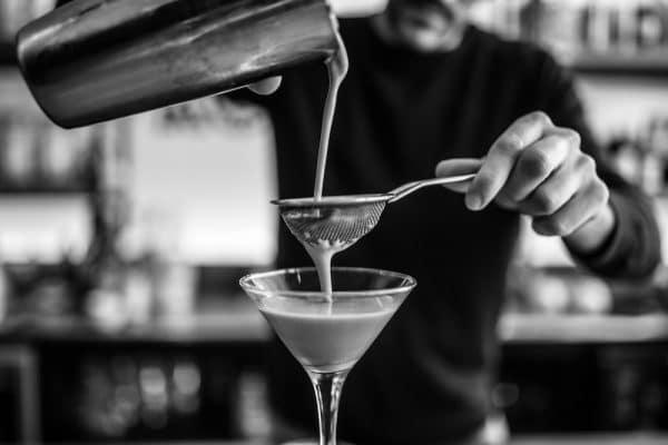 Espresso Martini at Kooks Brighton