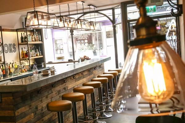 Bar at Kooks Brighton