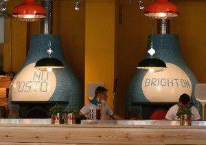 Nuposto, Pizzeria and Bar, Brighton, Pizzeria, West Street, Italian Restaurant
