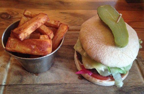 Rainbow - Beef burger