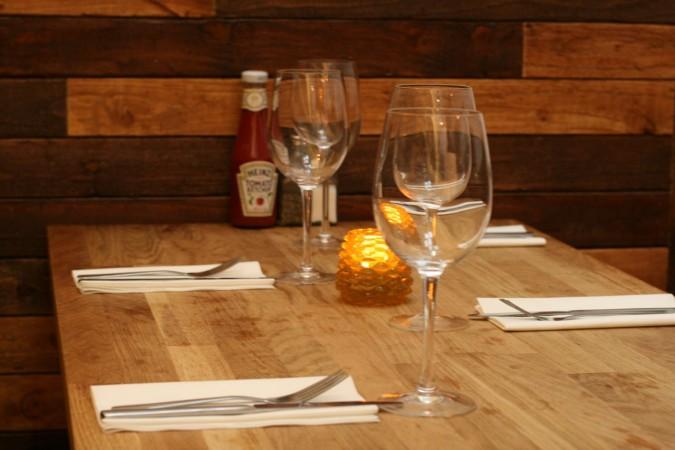 Kooks Restaurant, Boho-Bistro, Gardner Street Brighton