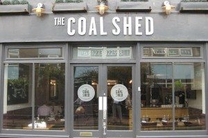 The Coal Shed Restaurant, Brighton, Pre-Theatre Menu