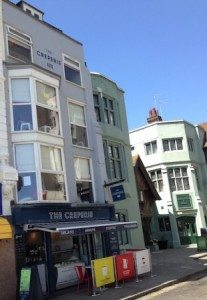 The Creperie, Pancakes and Ice-cream, Afternoon Tea, Brighton