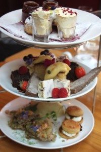 Terre A Terre, Vegetarian Restaurant, Brighton, Afternoon Tea, Review