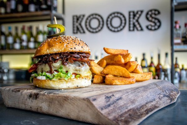 Kooks Restaurant Brighton