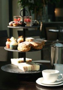 Afternoon Tea, The Glass House Restaurant, Albouurne, Wickwoods Spa and Country Club