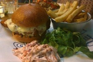 brighton, the breakfast club, the lanes, review, dinner