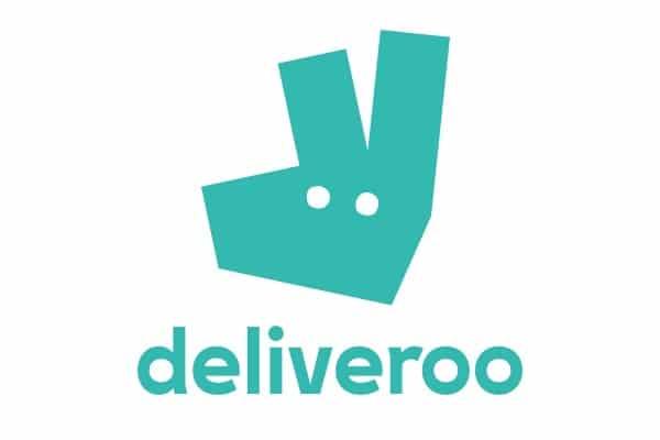 Deliveroo home delivery service Brighton