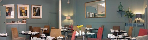 Blanch House, Breakfast Review, Kemptown, Brighton, Boutique Hotel