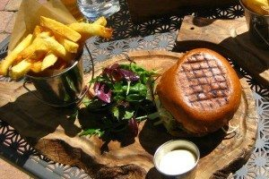 brighton, burgers, alfresco, review, seven dials, coggings and co