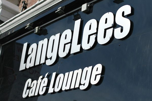 LangeLee's Cafe and Restaurant, York Place, Brighton, South African and British