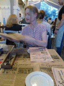 Lizzie Enfield, Restaurants Brighton
