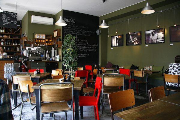 The Best Breakfast in Brighton - Mange Tout, french bistro, Trafalgar Street, North Laine, Brighton