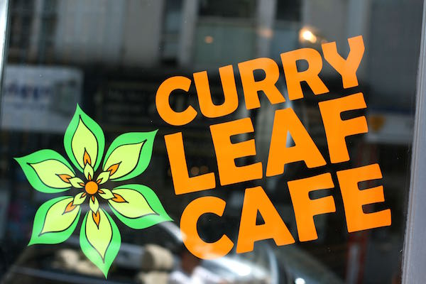 Curry Leaf Cafe - Indian restaurant or Curry Brighton