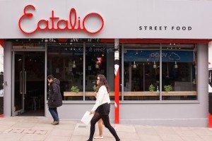 Italian Street Food, Restaurant Brighton, Eatalio, Queens Road