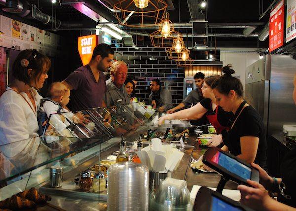 Eatalio Brighton - Italian Street Food, Restaurant Brighton, Eatalio, Queens Road