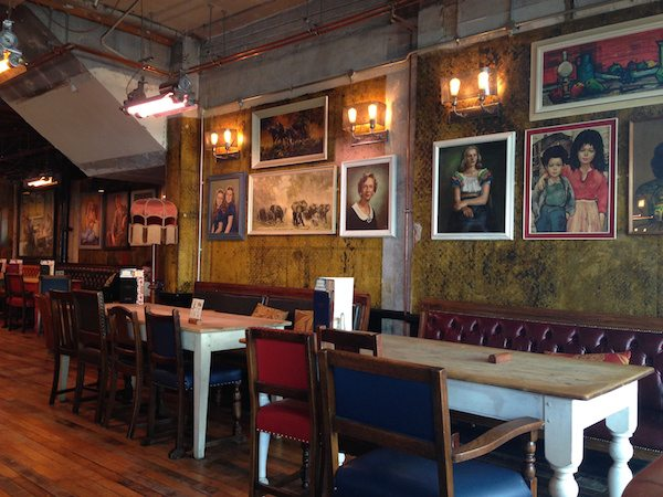 Al Campo Lounge, London Road, Brighton, cafe and restaurant