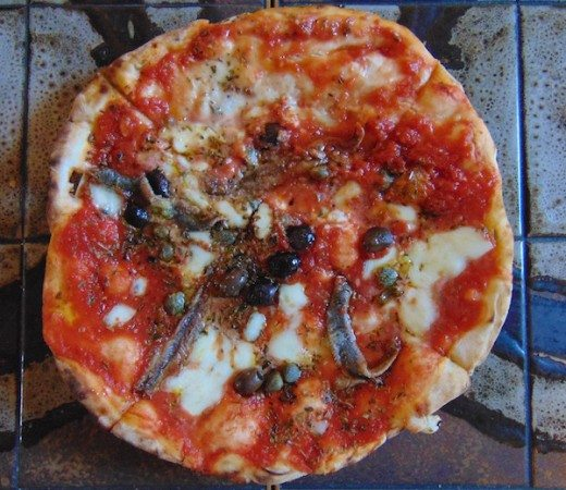 Nuposto, Pizzeria and Bar, Home Delivery, Deliveroo, Takeaway