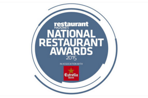 National Restaurant Awards, Best Restaurants in Uk, 2015, Big Hospitality