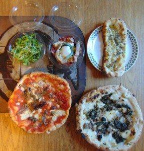 Nuposto Pizza - Home Delivery Deliveroo