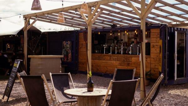 Bison Beer Beach Bar