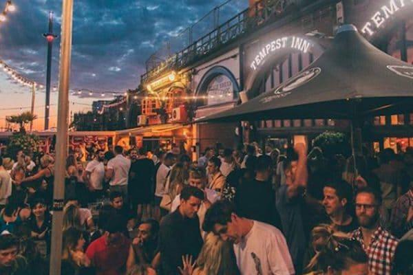 tempest inn brighton seafront bars. Photo credit Tempest Inn instagram