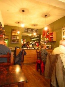 morris and jacques, kemptown, st james street, brighton, breakfast, brunch, cafe, review