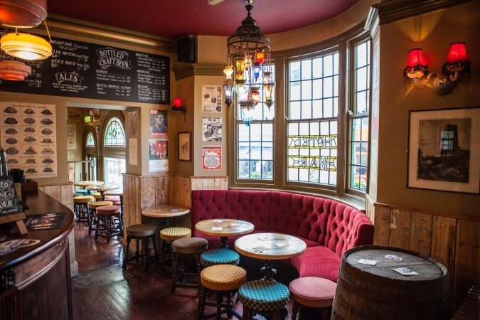 royal sovereign, brighton, dog friendly pubs brighton