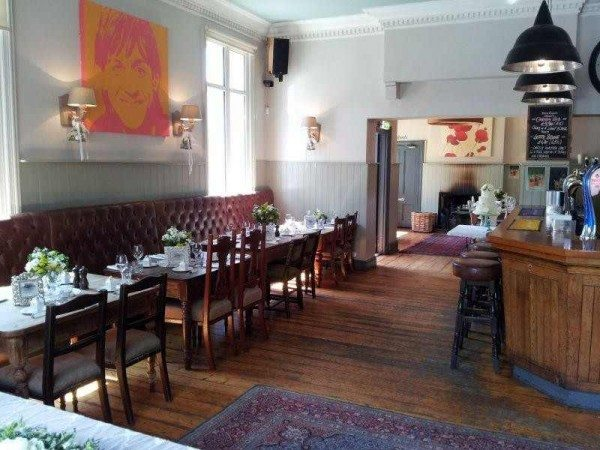 The Connaught Hove, dog friendly