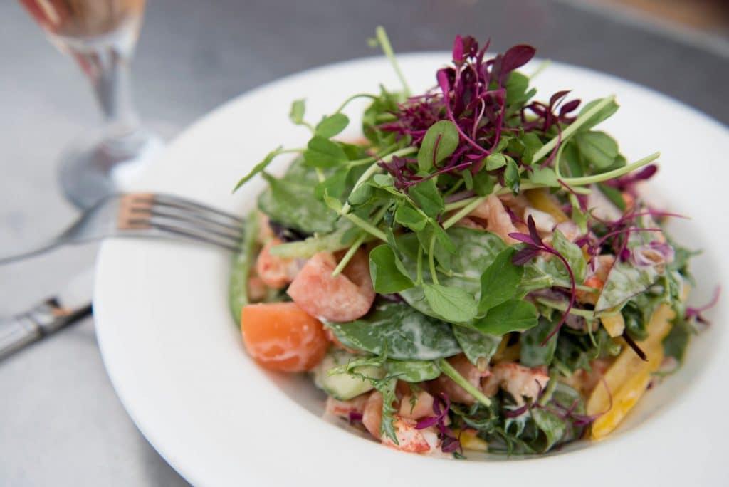 Food at Bucket And Spade Restaurants Brighton