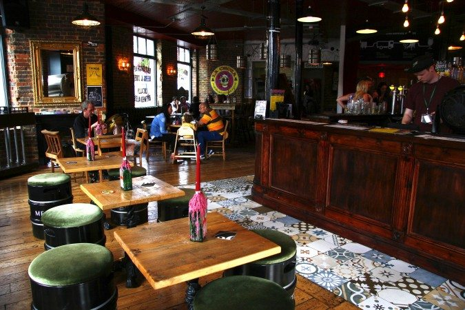 Hare And Hounds La Choza Mexican Street Food London