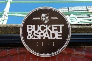 bucket and spade cafe, brighton, seafront, brunch, breakfast, lunch
