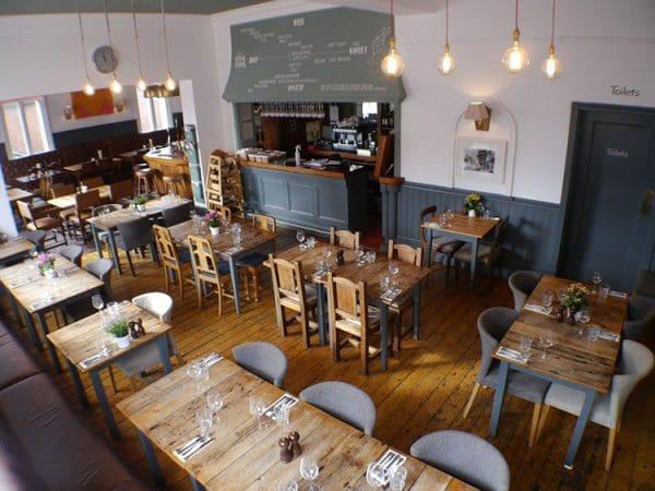 The Connaught, most dog friendly brighton restaurant awards BRAVO