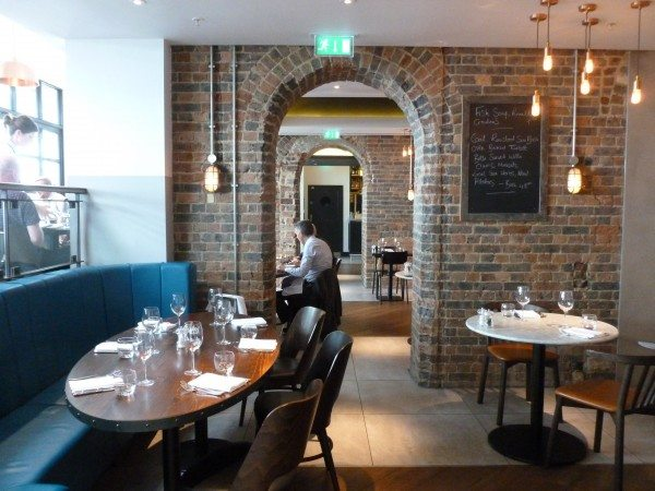 the salt room, brighton, seafood, review, lunch review