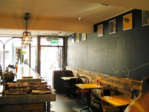 kooks, brighton, north laine, restaurant, brunch review, review