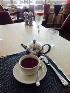 Afternoon Tea Review, Grand Hotel Brighton, GB1 restaurant