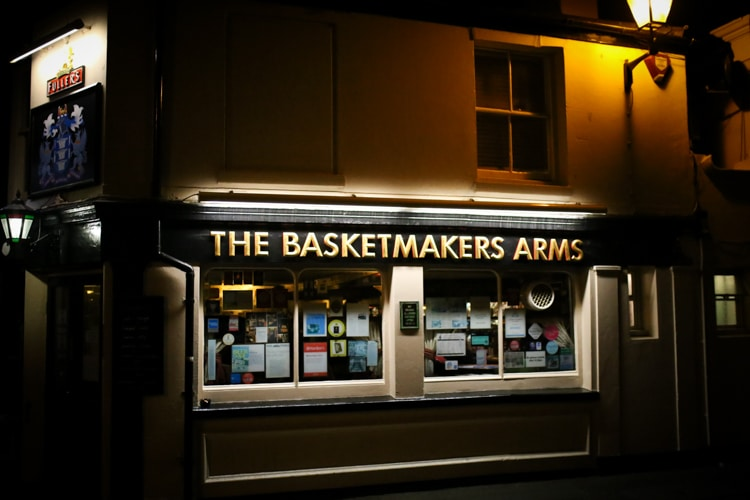 The Basket Makers Arms in Brighton