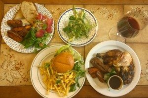 deliveroo, crafty chooks, review, brighton, hove