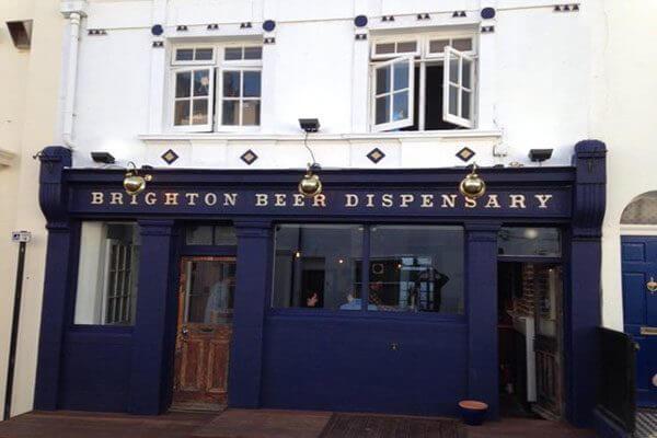 Brighton Beer Dispensary, Brighton's Best Beer Pubs