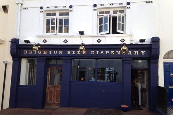 Brighton Beer Dispensary, Brighton's Best Beer Pubs