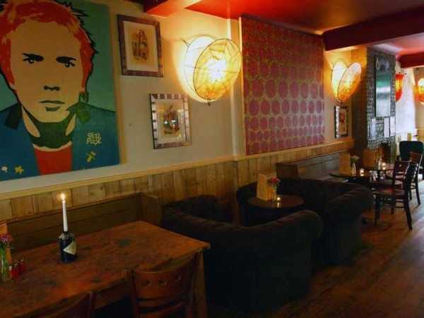 white rabbit, north laine, dog friendly pubs brighton