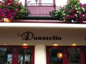 Donatello, best budget bites brighton restaurant award BRAVO