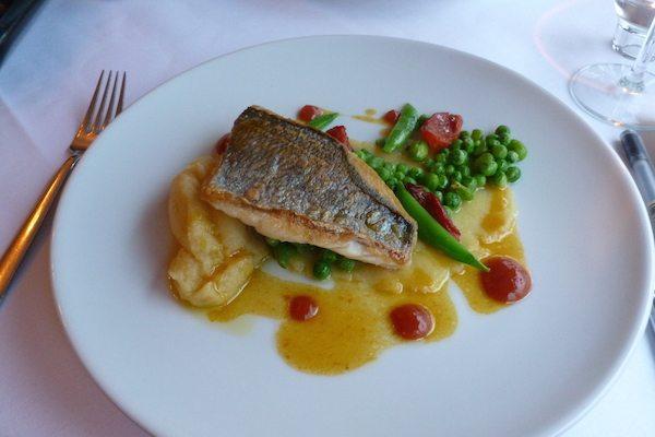 24 St Georges, Kemptown restaurant, Brighton