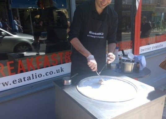 eatalio, queens road, brighton, review, gluten free, italian, street food