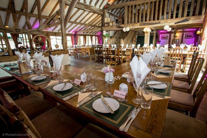 The Oak Barn | Restaurant and Bar | Burgess Hill | West Sussex